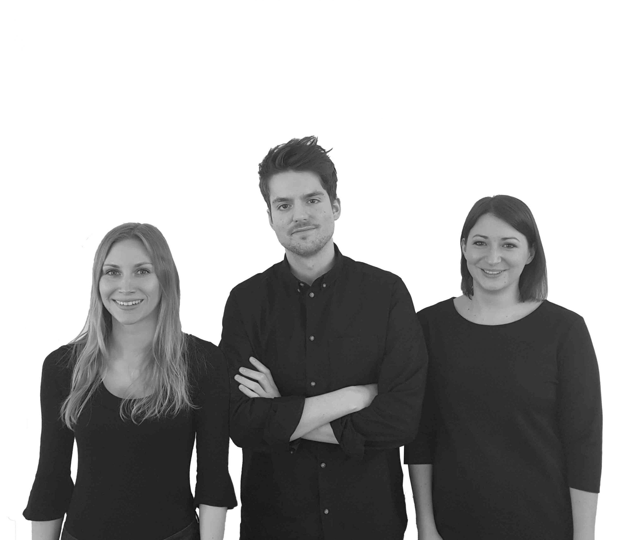 Tanja Zastrow, Fabian Düesmann & Christina Gailler
