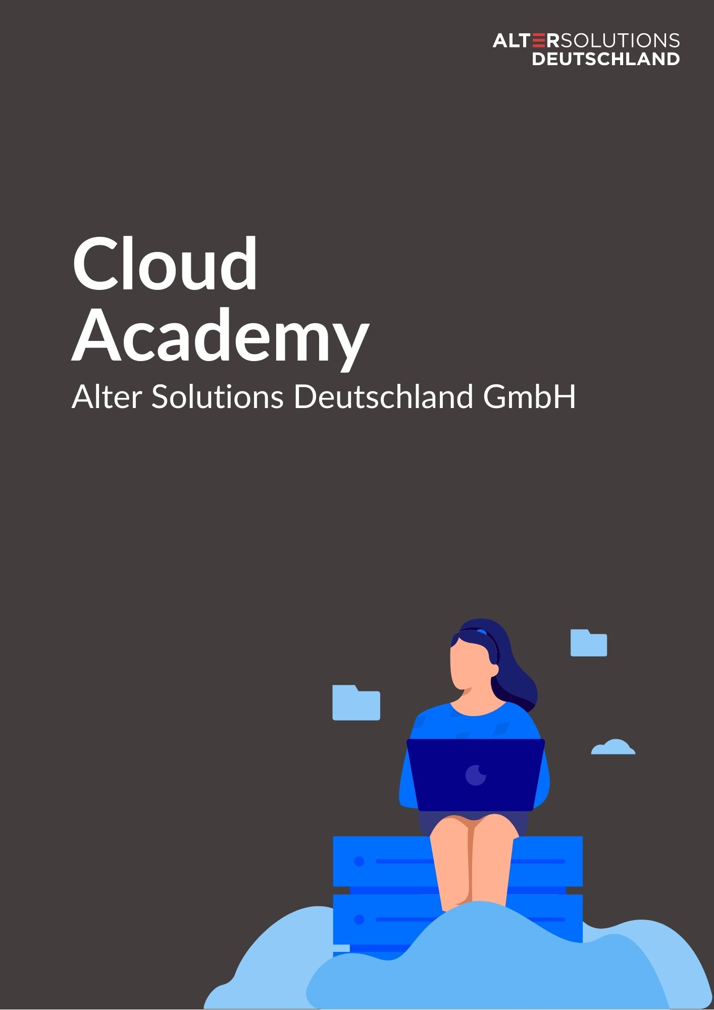 Cloud Academy Flyer Cover