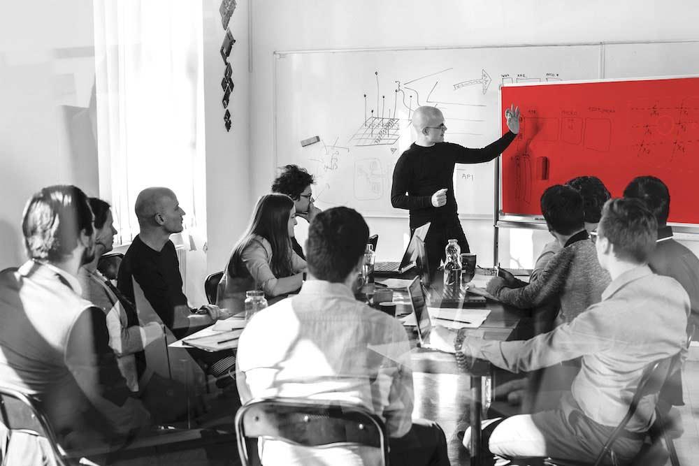 Agile Coaching Referenz Header